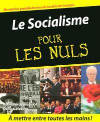 Le socialisme pour les nuls