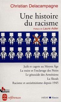 Une histoire du racisme : des origines à nos jours