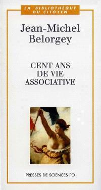 Cent ans de vie associative