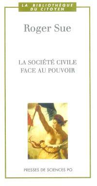 La société civile face au pouvoir