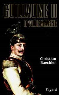 Guillaume II d'Allemagne : le kaiser