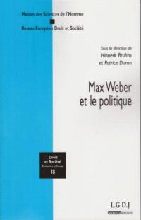 Max Weber et le politique