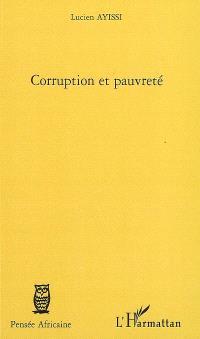 Corruption et pauvreté
