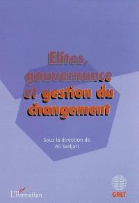Elites, gouvernance et gestion du changement