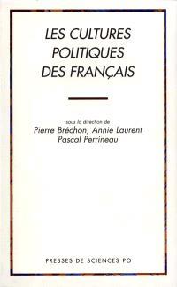 Les cultures politiques des Français