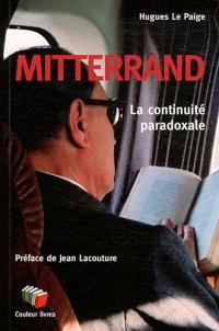 Mitterrand, la continuité paradoxale