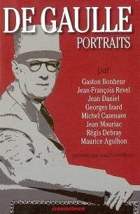 De Gaulle : portraits