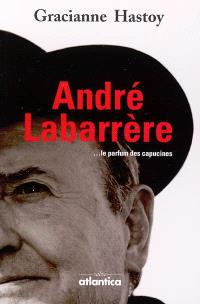 André Labarrère : le parfum des capucines
