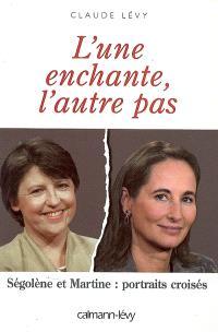L'une enchante, l'autre pas : Ségolène et Martine, portraits croisés
