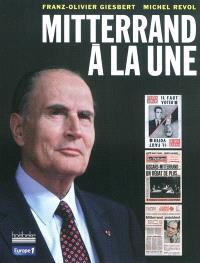 Mitterrand à la une
