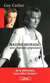 Nadine Morano : une chanson populaire