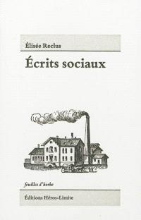 Ecrits sociaux