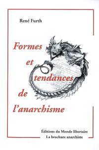 Formes et tendances de l'anarchisme