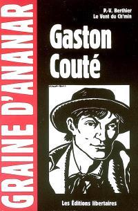 Gaston Couté