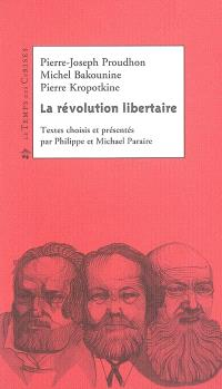 La révolution libertaire