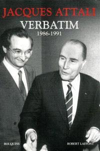 Verbatim. Volume 2 et 3, 1986-1991