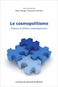 Le cosmopolitisme  : enjeux et débats contemporains