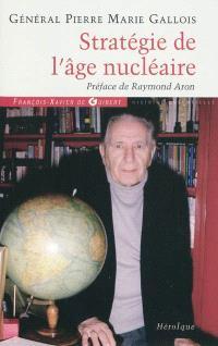 Stratégie de l'âge nucléaire