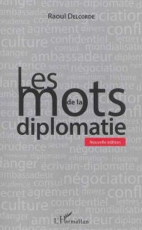 Les mots de la diplomatie
