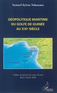 Géopolitique du golfe de Guinée au XXIe siècle