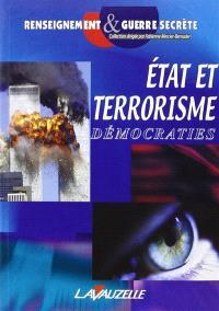 Etat et terrorisme : actes du colloque du 12 janvier 2002