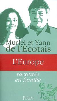 L'Europe racontée en famille