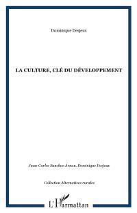 La Culture, clé du développement