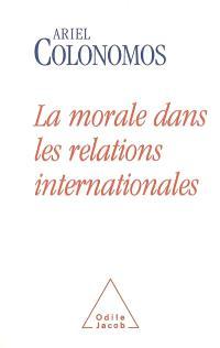 La morale dans les relations internationales : rendre des comptes