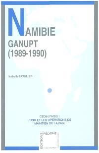 Namibie (1989-1990) : GANUPT
