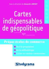 Atlas géopolitique : les enjeux du monde contemporain
