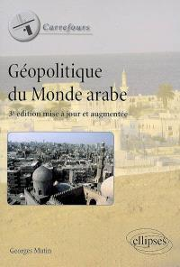 Géopolitique du monde arabe