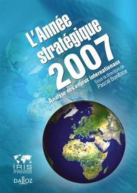 L'année stratégique 2007