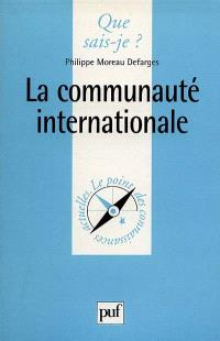 La communauté internationale