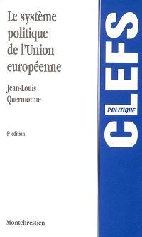 Le système politique de l'Union européenne