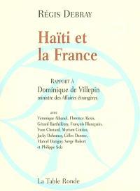 Haïti et la France : rapport au ministre des Affaires étrangères