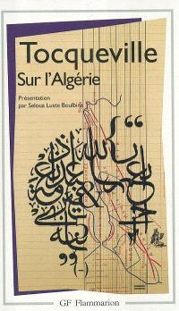Sur l'Algérie