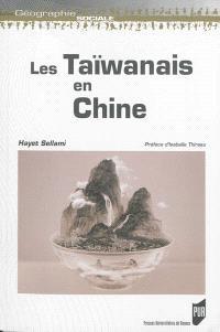 Les Taïwanais en Chine