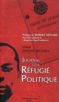 Journal d'un réfugié politique