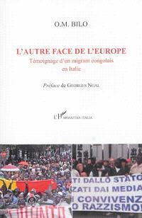 L'autre face de l'Europe : témoignage d'un migrant congolais en Italie
