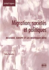 Migrations, sociétés et politiques