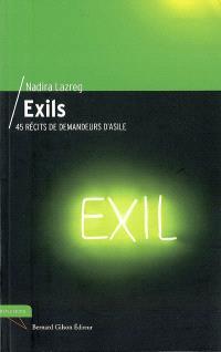 Exils : 45 récits de demandeurs d'asile