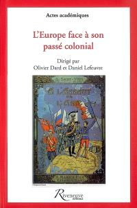 L'Europe face à son passé colonial