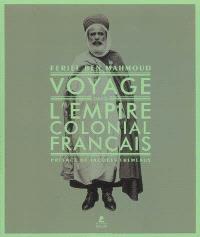 Voyage dans l'empire colonial français