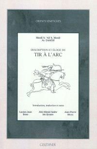 Description et éloge du tir à l'arc