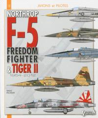Northrop F-5 : du Freedom Fighter au Tiger II, 1954-2012