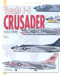 Vought F-8 Crusader, 1955-1999