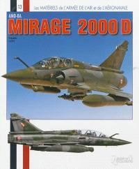 AMD-BA Mirage 2000 D
