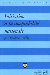 Initiation à la comptabilité nationale