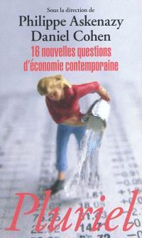 16 nouvelles questions d'économie contemporaine