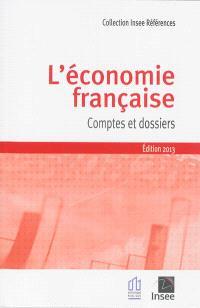 L'économie française : comptes et dossiers : rapport sur les comptes de la nation 2012
